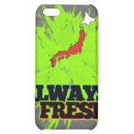Always Fresh Japan Cover For iPhone 5C