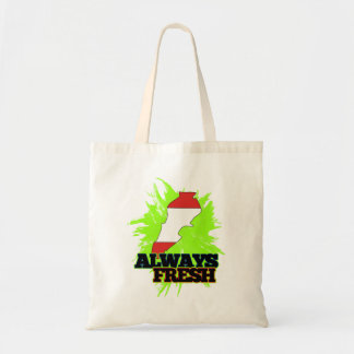 Always Fresh Lebanon Budget Tote Bag