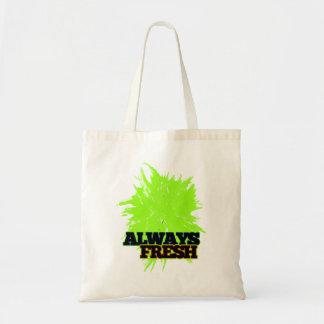 Always Fresh Northern Mariana Islands Canvas Bag
