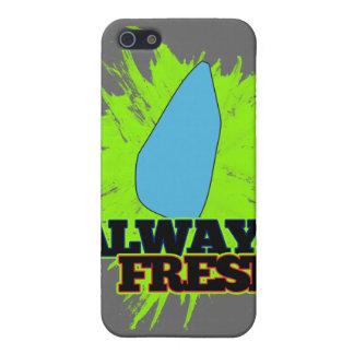 Always Fresh Saint Lucia iPhone 5 Cover