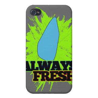 Always Fresh Saint Lucia iPhone 4/4S Cover