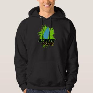 Always Fresh Saint Lucia Sweatshirts