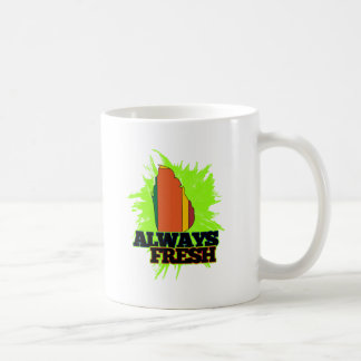 Always Fresh Sri Lanka Coffee Mug