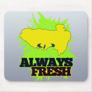 Always Fresh Tibet Mousepad