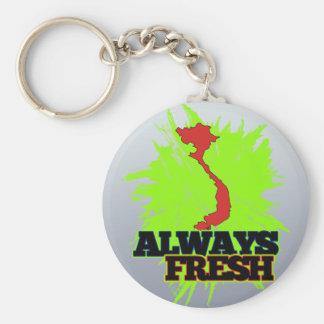 Always Fresh Vietnam Key Ring