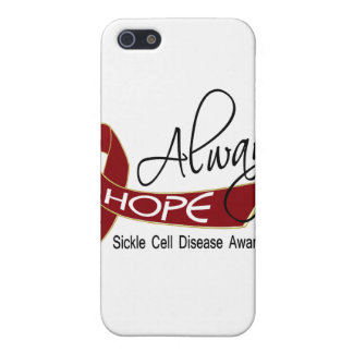 Always Hope Sickle Cell Disease iPhone 5 Cases