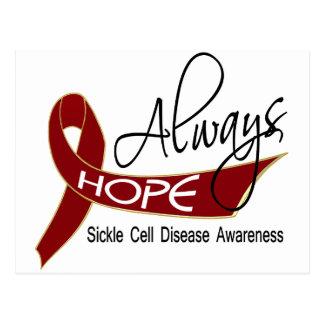 Always Hope Sickle Cell Disease Postcard