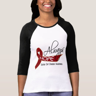 Always Hope Sickle Cell Disease T-shirts