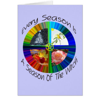 Always In Season Card
