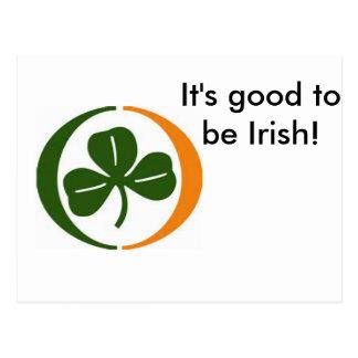 Always Irish Post Cards