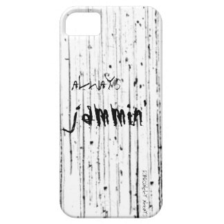 Always jammin' grunge/rock iPhone case iPhone 5 Cases
