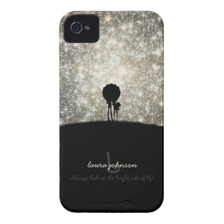 Always look on the bright side of life! iPhone 4 cover