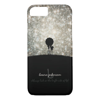 Always look on the bright side of life! iPhone 8/7 case