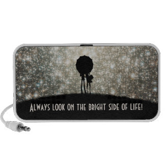 Always look on the bright side of life iPhone speaker