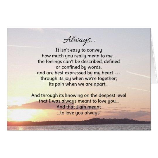 AlwaysLove Card