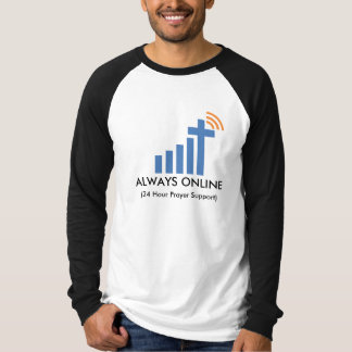 Always Online Long Sleeve T Shirts