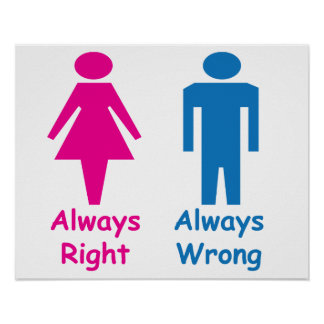 Always Right Always Wrong Poster