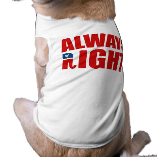 ALWAYS RIGHT PET CLOTHES