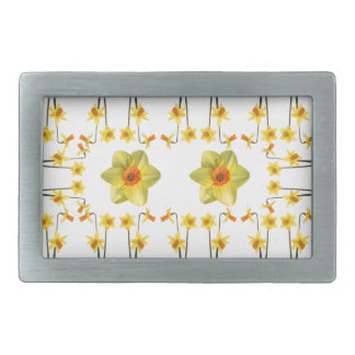 Always Spring Rectangular Belt Buckle
