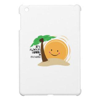 Always Sunny iPad Mini Cover