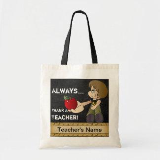 Always Thank a Teacher Bag