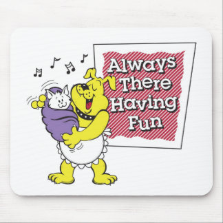 Always There Mousepad