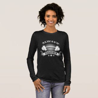 Always together. long sleeve T-Shirt