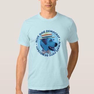 Always Vote Democrat - Blue Dog Shirt