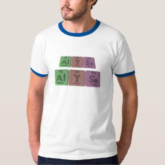 Alyse as Aluminium Yttrium Selenium T Shirts