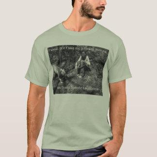 alyssa and haylie hiking 2 T-Shirt