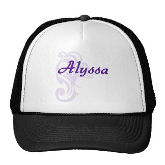 Alyssa Cap