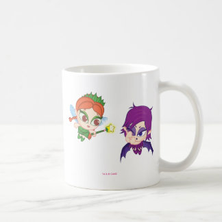 Alyssa Vs. Nafaria Coffee Mug