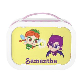 Alyssa Vs. Nafaria Lunch Box