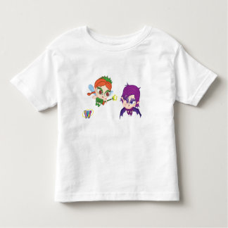 Alyssa Vs. Nafaria Toddler T-Shirt