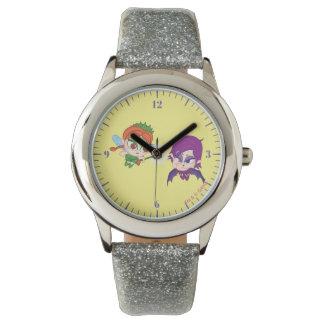 Alyssa Vs. Nafaria Watch