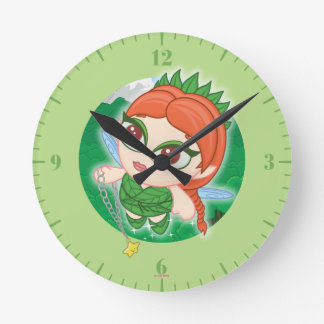 Alyssa's Magical Forest Clocks