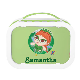 Alyssa's Magical Forest Lunch Box