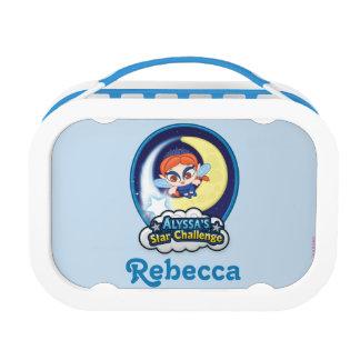 Alyssa's Star Challenge Lunch Box