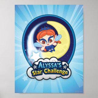 Alyssa's Star Challenge Poster