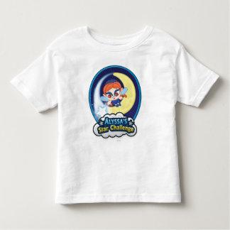 Alyssa's Star Challenge Toddler T-Shirt