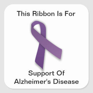 Alzheimer s Awareness - Sticker