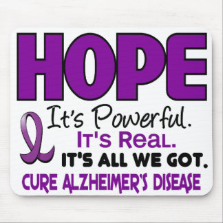 Alzheimer's Disease HOPE 1 Mouse Pad