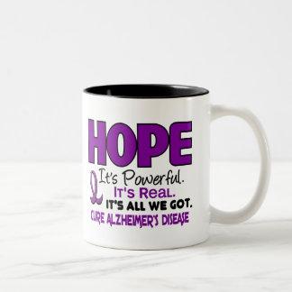 Alzheimer's Disease HOPE 1 Mug