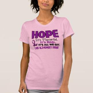 Alzheimer's Disease HOPE 1 Shirt