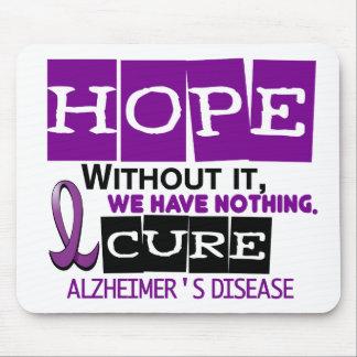 Alzheimer's Disease HOPE 2 Mouse Mat