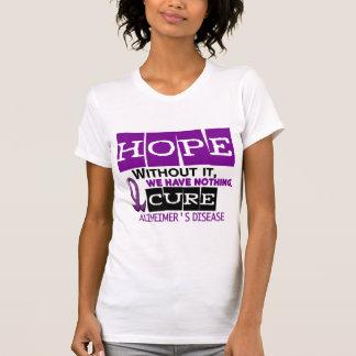Alzheimer's Disease HOPE 2 Tanktop