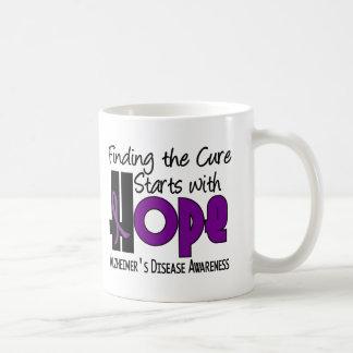 Alzheimer's Disease HOPE 4 Mug