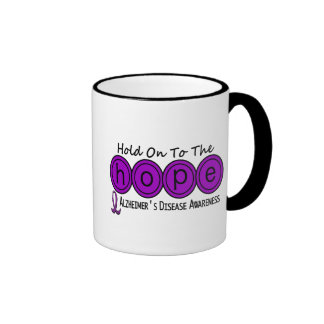 Alzheimer's Disease HOPE 6 Mugs
