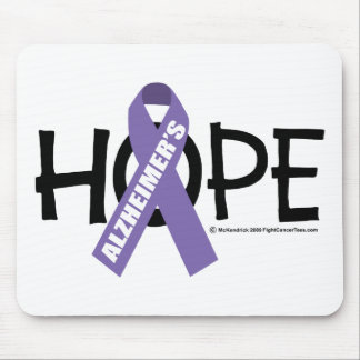 Alzheimer s Disease Hope Mouse Pads