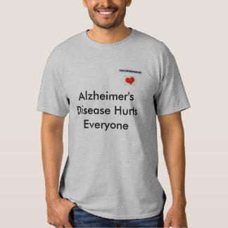 Alzheimer Spouse T-shirt